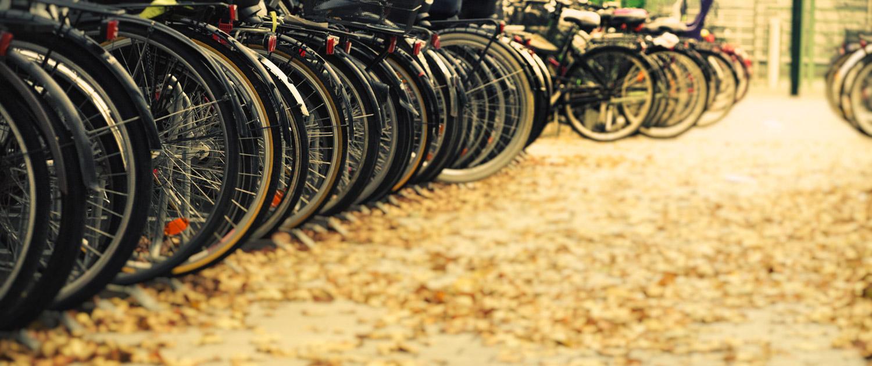 3b9a003be Parkovanie bicyklov - Studio 21